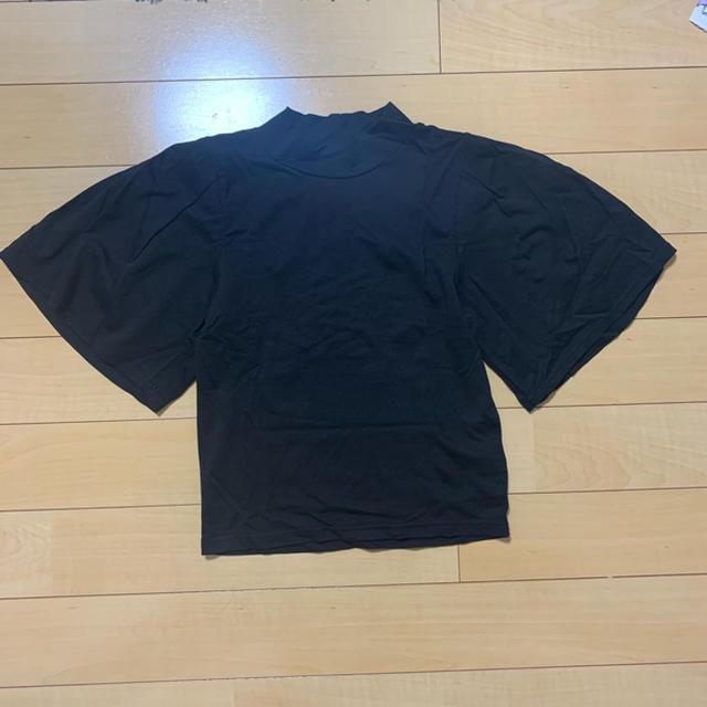 SLY(スライ)のSLY フレアTシャツ レディースのトップス(Tシャツ(半袖/袖なし))の商品写真