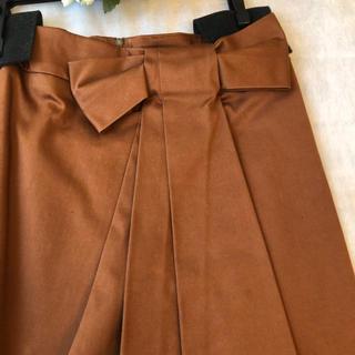 FOXEY - FOXEY 膝丈スカート サイズ38