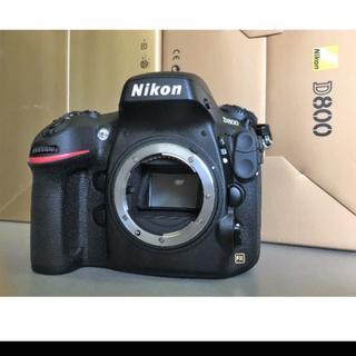 Nikon - 【極上品】ニコン「D800」オマケ付き