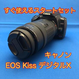 Canon - キャノン EOS Kiss Digital X デジタル一眼レフカメラ