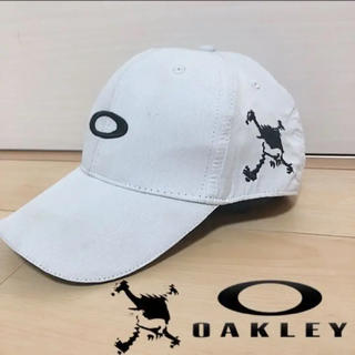 Oakley - OAKLEY オークリー  スカル ゴルフ キャップ メンズ レディース