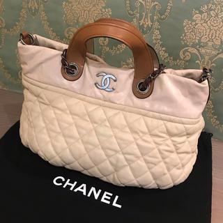CHANEL - 正規品 シャネル インザミックス トートバッグ ショルダーバッグ