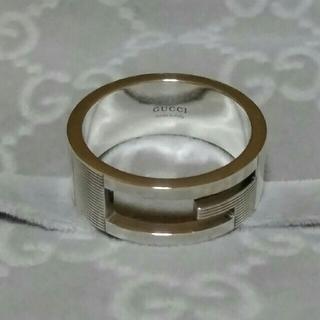 グッチ(Gucci)の19号表記 GUCCI Gリング ブランデッド リング 指輪 18号(リング(指輪))