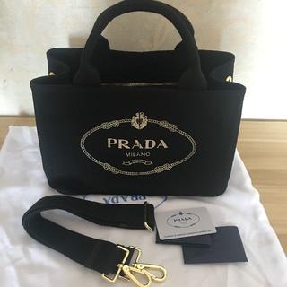 PRADA - PRADAカナパ Sサイズ