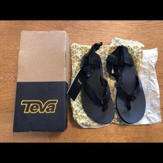 テバ(Teva)のtevaオリジナル10036986サイズ7 24cm(サンダル)