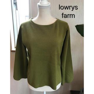 lowrys farm ニットトップス