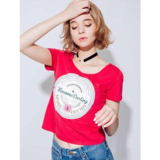 dazzlin - ViVi掲載♡プチプラ♡可愛い♡芸能人も愛用♡【dazzlin/ロゴカットソー】