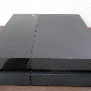 PlayStation4 - PS4 CUH-1000A B01 本体 黒 500GB