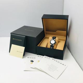 BVLGARI - ☆特別価格☆ BVLGARI ブルガリ 時計 アルミニウム AL29TA