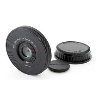 ペンタックス(PENTAX)のSMC PENTAX-DA 40mm F2.8 XS 超薄型レンズ(レンズ(単焦点))