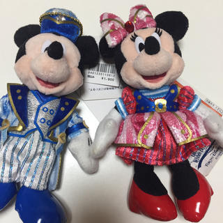 Disney - ディズニーシー 15周年 ぬいぐるみバッジ