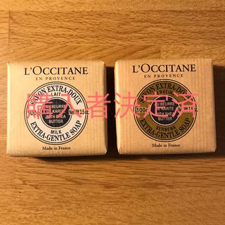 L'OCCITANE - L'OCCITANE ロクシタン シア ソープ 100g