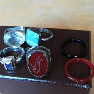 アガット(agete)の水色は売り切れました。アガット(agete)指輪9号(リング(指輪))