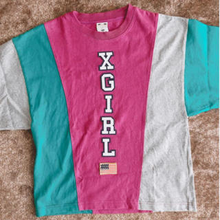 X-girl - X-girl エックスガール  Tシャツ
