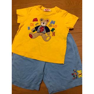ミキハウス(mikihouse)のミキハウス セット(Tシャツ)