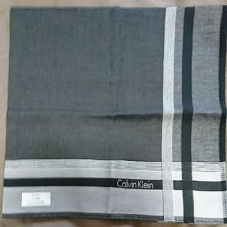 カルバンクライン(Calvin Klein)のCalvin Klein ハンカチ(ハンカチ/ポケットチーフ)