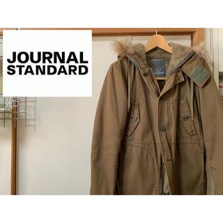 ジャーナルスタンダード(JOURNAL STANDARD)の【JOURNAL STANDARD】ショートモッズコート(モッズコート)