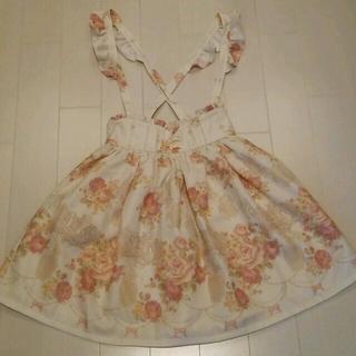 リズリサ(LIZ LISA)のLIZ LISA シンデレラ柄スカート(ミニスカート)