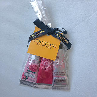 L'OCCITANE - ロクシタン ハンドクリームセット ミニサイズ