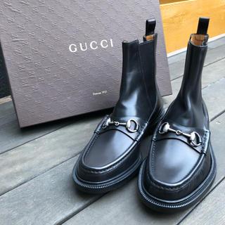 Gucci - GUCCI サイドゴアブーツ ✨新品✨