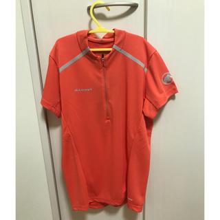 マムート(Mammut)のMAMMUT アタカゾ ライト ジップ Tシャツ EU XS(Tシャツ(半袖/袖なし))