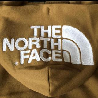 ザノースフェイス(THE NORTH FACE)の新品 リアビューフルジップフーディパーカー L(パーカー)