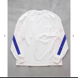 コモリ(COMOLI)の【38サイズ】新品未使用タグ付き KAPTAIN SUNSHINE ロンT(Tシャツ/カットソー(七分/長袖))
