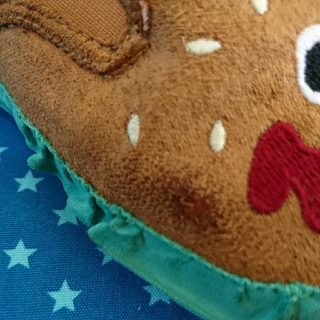 JAM(ジャム)のクレイジーゴーゴー ハンバーガースリッポン キッズ/ベビー/マタニティのキッズ靴/シューズ (15cm~)(スリッポン)の商品写真