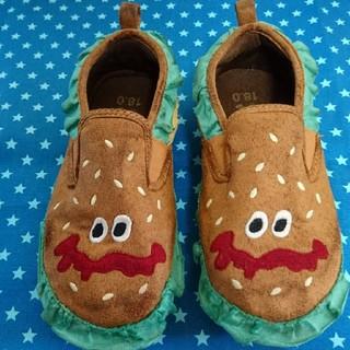 JAM - クレイジーゴーゴー ハンバーガースリッポン