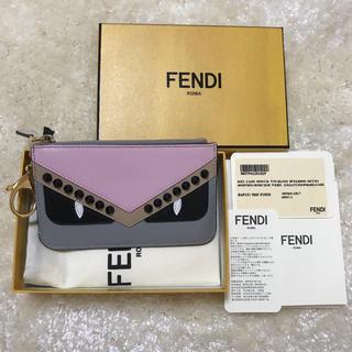 フェンディ(FENDI)のFENDI モンスター キーケースポーチ(キーケース)