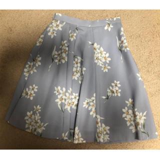 Noela - ノエラ 花柄スカート