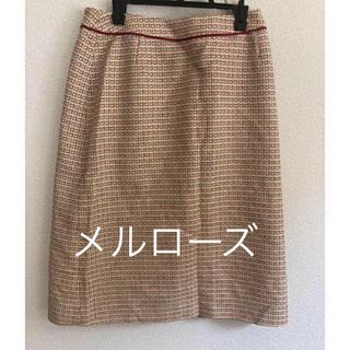MELROSE - メルローズ スカート