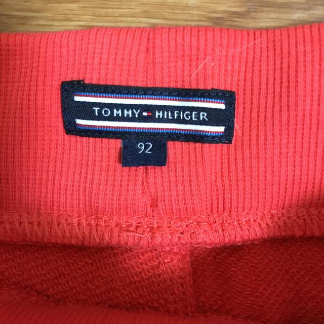 TOMMY HILFIGER(トミーヒルフィガー)のトミー☆ハーフパンツ キッズ/ベビー/マタニティのキッズ服 男の子用(90cm~)(パンツ/スパッツ)の商品写真