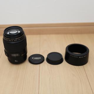 Canon - Canon 単焦点マクロレンズ EF 100mm F2.8 マクロ USM