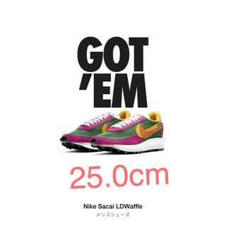 NIKE - Nike Sacai LD Waffle Pine Green 25cm