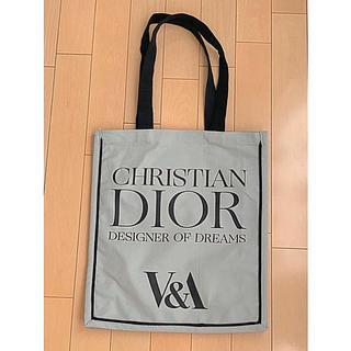 クリスチャンディオール(Christian Dior)の【新品】Dior 英国 V&A美術館 ディオール展 限定トートバッグ(トートバッグ)