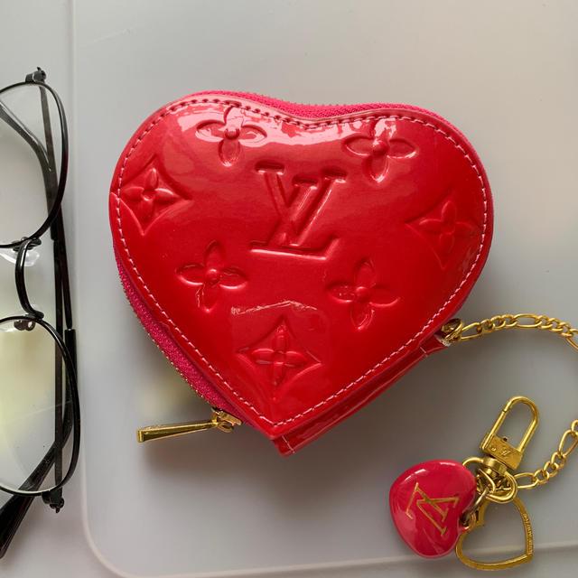 ピンク♡小銭入れ レディースのファッション小物(コインケース)の商品写真