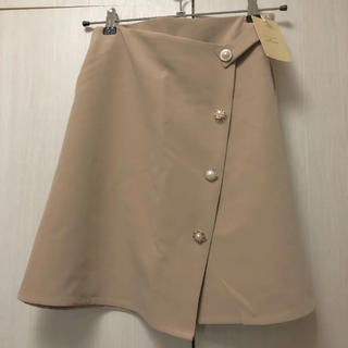 NICE CLAUP - ナイスクラップ  変形スカート
