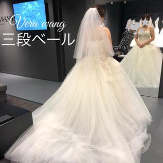 ヴェラウォン(Vera Wang)のヴェラウォン 三段ベール(ヘッドドレス/ドレス)