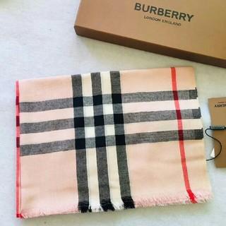 BURBERRY - BURBERRY  マフラー