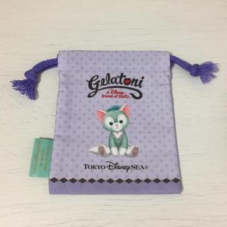 ジェラトーニ - 新品 ジェラトーニ 巾着袋 ディズニー