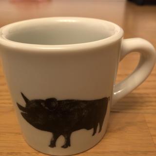 ウニコ(unico)の【新品未使用】unico マグカップ(グラス/カップ)