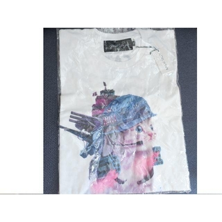 ミルクボーイ(MILKBOY)の新品 MILKBOY Tシャツ CAT ミルクボーイ ホワイト(Tシャツ(半袖/袖なし))