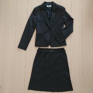 ナチュラルビューティーベーシック(NATURAL BEAUTY BASIC)のスーツ 上下セット(スーツ)