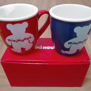 ミキハウス(mikihouse)のミキハウス マグカップセット(グラス/カップ)