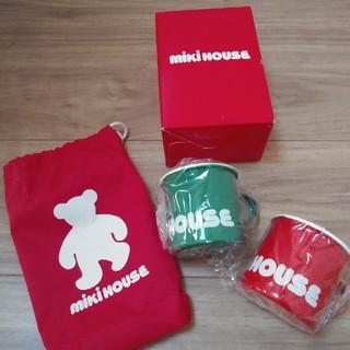 ミキハウス(mikihouse)のミキハウス  ホーロー  マグカップセット (マグカップ)
