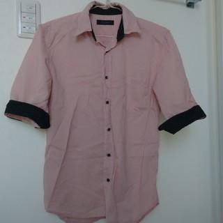 レイジブルー(RAGEBLUE)のレイジブルー シャツ ピンク(Tシャツ/カットソー(半袖/袖なし))