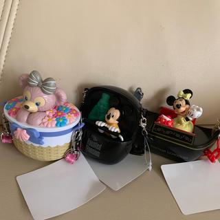 Disney - ディズニー ミニスナックケース 3個セット ★シェリーメイ、ミッキー、ミニー★