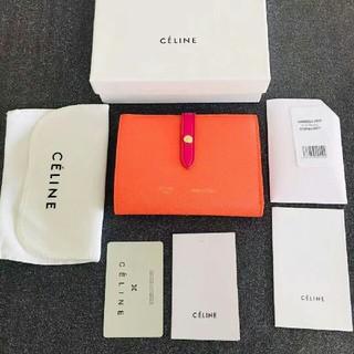 celine - CELINE セリーヌ折り財布