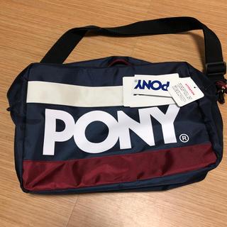 ポニー(PONY)のpony  ショルダーバッグ(ショルダーバッグ)